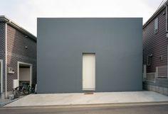 Shinichi Ogawa & Architects, Alessio Guarino · CUBE HOUSE