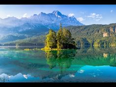 2 hours of peaceful, relaxing, nature instrumental music by Tim Janis - YouTube