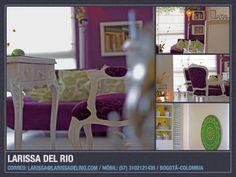 Alquilo bellisimo consultorio. Info: larissa@larissadelrio.con
