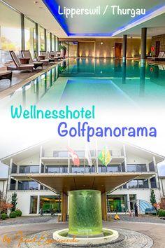 Golfer und Wellnessfreunde finden im Wellnesshotel Golfpanorama den idealen Ort, um nach einer Runde Golf im Wellnessbereich Fleur de Pomme auszuspannen und sich im Spa verwöhnen zu lassen. Gaumenfreuden und herzliches Personal sind hier inklusive. Und das gilt natürlich auch für Leute, die kein Golf spielen ;-) Golfer, Hotels, Outdoor Decor, Home Decor, Playing Games, Cordial, Fresh, Circuit, Viajes