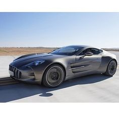 Vain, Aston Martin One-77 has a right to be vein!