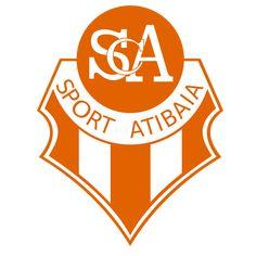 Sport Club Atibaia - Atibaia-SP Time Do Brasil, Football, Logos, School, Soccer, Football Squads, Futbol, Futbol, Logo