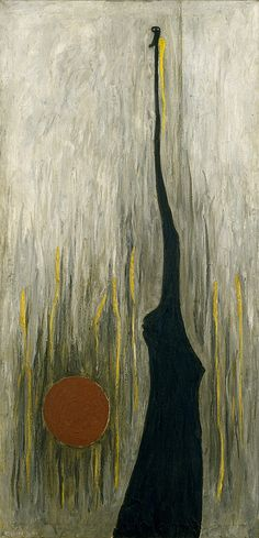 Clifford Still #art #abstractart #cliffordstill #peggyguggenheim