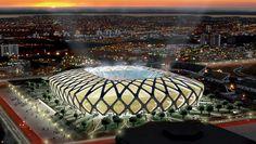 Estadio Arena Amazonia - Manaos