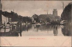 Dordrecht<br />Dordrecht - Ansichtkaart - Nieuwe Haven