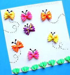 Tészta lepkék - pillangók masnitésztából / Mindy -  kreatív ötletek és dekorációk minden napra