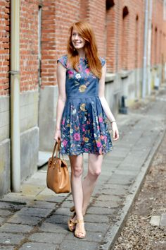 The Ginger Diaries: Outfits
