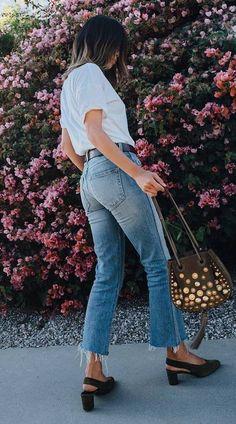 Ootd Top Plus Jeans