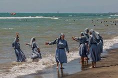 "Outrage as women flaunt Burkini ban on Rochdale beach -- Police were called yesterday afternoon after a large group of women were caught flaunting the controversial ""Burkini Ban"" on Rochdale's world famous Stansfield Beach. Members of the public walking their dogs were distressed to see the women minding their own business and... -- #Burkini -- http://wp.me/p7GOKB-12D"