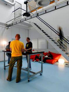 14 coolste kantoren in de wereld: LEGO http://www.kantoorruimtevinden.nl/blog/14-coolste-kantoren-de-wereld/