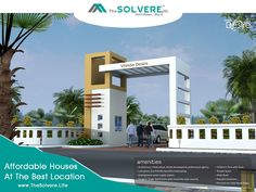Looking for #AFFORDABLE House at good #LOCATION??? Visit http://www.thesolvere.life/real-estate/ to choose from wide range of properties available.  #TheSolvere #RealEstate #Vrindavan