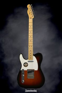 Fender American Deluxe Strat 3Color Sunburst, Left Hand