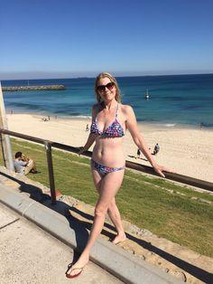 Autumn in Perth at Cottesloe Beach Cottesloe Beach, Perth, Beautiful Beaches, Bikinis, Swimwear, Swimming, Autumn, Bathing Suits, Swim
