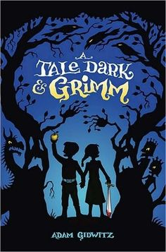 A Tale Dark & Grimm by Adam Gidwitz.  My middle schoolers love this gory and humorous take on Grimm's fairy tales, and I enjoyed it too.  A winner.