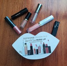 Give Me Some Nude Lip   Skincare Giveaway