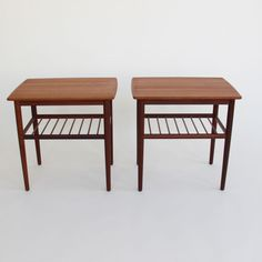 Danish Bedside Tables
