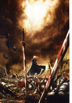 Fate/zero Saber by wallpaper anime