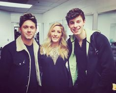 Love all of them Niall, Ellie, and Shawn