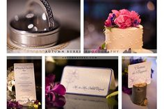 love the place card holder on this one