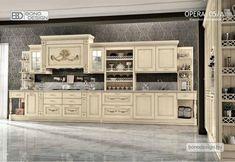 OPERA Klasszikus konyhabútorok Opi, Buffet, Cabinet, Storage, Furniture, Design, Home Decor, Clothes Stand, Purse Storage