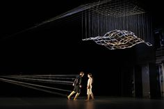 Body Responsive // Set Design For Dance. | Yellowtrace — Interior Design, Architecture, Art, Photography, Lifestyle & Design Culture Blog.