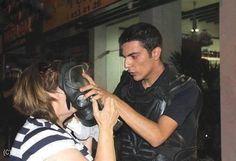 #occupygezi bu insanda polis