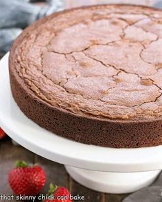 Chocolate Almond Cake, Flourless Chocolate Cakes, Chocolate Flavors, Melting Chocolate, Chcolate Cake, Almond Recipes, Vegetarian Chocolate, Let Them Eat Cake, How To Make Cake