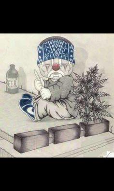 JOKER CLOWNS GANGSTER | Sad Gangster Clown Graphics Code ...