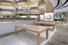 Apple chiude lo store Apple Watch nella Galeries Lafayette a Parigi
