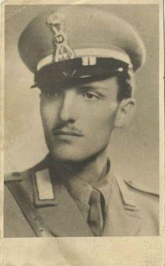 Italian soldier 1943.