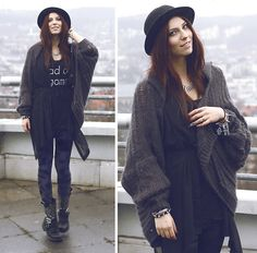 RAINY DAYS (by Masha Sedgwick) http://lookbook.nu/look/4555391-RAINY-DAYS