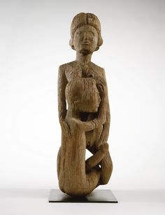 SAKALAVA MALE AND FEMALE COUPLE, MADAGASCAR | lot | Sotheby's