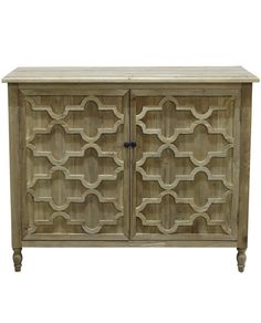 Daintree 2 Door Sideboard - Natural – Allissias Attic & Vintage French Style
