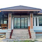 บ้านยกพื้นสไตล์ร่วมสมัย มีพื้นที่ใช้สอยกว้างขวาง 3 ห้องนอน พร้อมเฉลียงนั่งเล่นรับลม Contemporary, Outdoor Decor, House, Home Decor, Decoration Home, Home, Room Decor, Home Interior Design, Homes