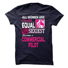 Im A/An COMMERCIAL PILOT T-Shirts, Hoodies, Sweaters