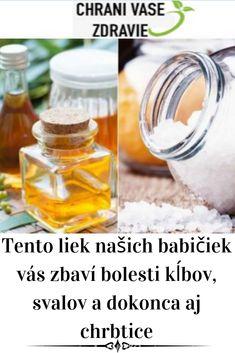 Tento liek našich babičiek vás zbaví bolesti kĺbov, svalov a dokonca aj chrbtice Cholesterol, Detox, Hair Beauty, Fitness, Food, Essen, Meals, Yemek, Eten