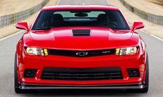 """Chevrolet Camaro Z/28: """"kẻ biến hình cơ bắp"""" trên phố"""