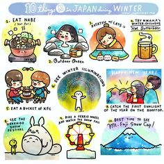 "5,516 Likes, 55 Comments - JapanLover.Me (@japanloverme) on Instagram: ""Here's the complete list of 10 things to do in Japan during winter! ❄️ Thank you all for your…"""