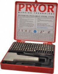 Discover Pryor Steel Type Sets at MSC Industrial Supply. My Shopping List, Type Setting, Periodic Table, Give It To Me, Objects, Technology, Steel, Tech, Periodic Table Chart