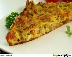 Lasagna, Quiche, Breakfast, Ethnic Recipes, Food, Morning Coffee, Meal, Essen, Quiches