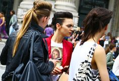 Street Style: Fall 2013 Couture -