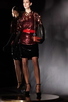 Lanvin | Pre-Fall 2012 Collection | Vogue Runway