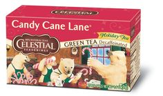 I'm learning all about Celestial Seasonings Candy Cane Lane® Decaf Green Tea at @Influenster! @CelestialTea