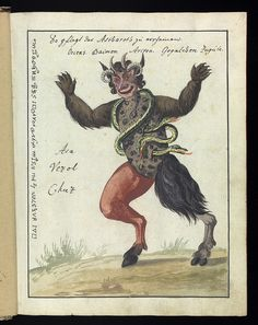 "Illustrations from a 1775 book about magic and demonology, Compendium rarissimum totius Artis Magicae sistematisatae per celeberrimos Artis hujus Magistros. Anno Noli me tangere. ""Noli me tangere"" means ""Do not touch me"". Tarot, Dragons, Noli Me Tangere, Occult Books, Medieval Art, Medieval Drawings, Colorful Drawings, Monster, Mythical Creatures"