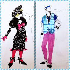 Nebraska Shakespeare: The Object of Art: Costume Design- Twelfth Night 2013