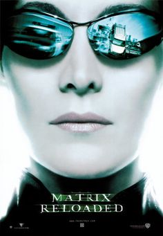 The Matrix Reloaded - Trinity