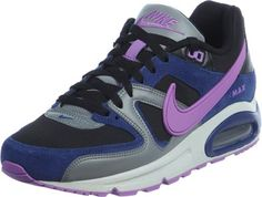 Nike Air Max Command black grey purple