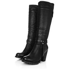 Beautiful high heel biker boots Image Ideas