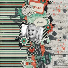 The Digichick :: Templates :: Playing With Journal Cards #02   Templates
