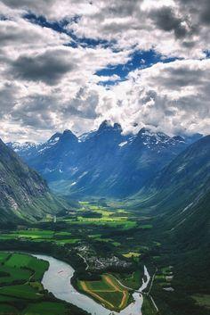 """lsleofskye: """"Romsdalen, Møre og Romsdal, Norway """""""